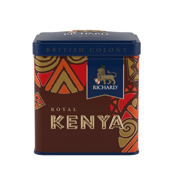 Чай Richard British Colony Royal Kenya ж/б 50г