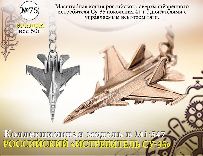 """Форма №75 """"Истребитель Су-35"""""""