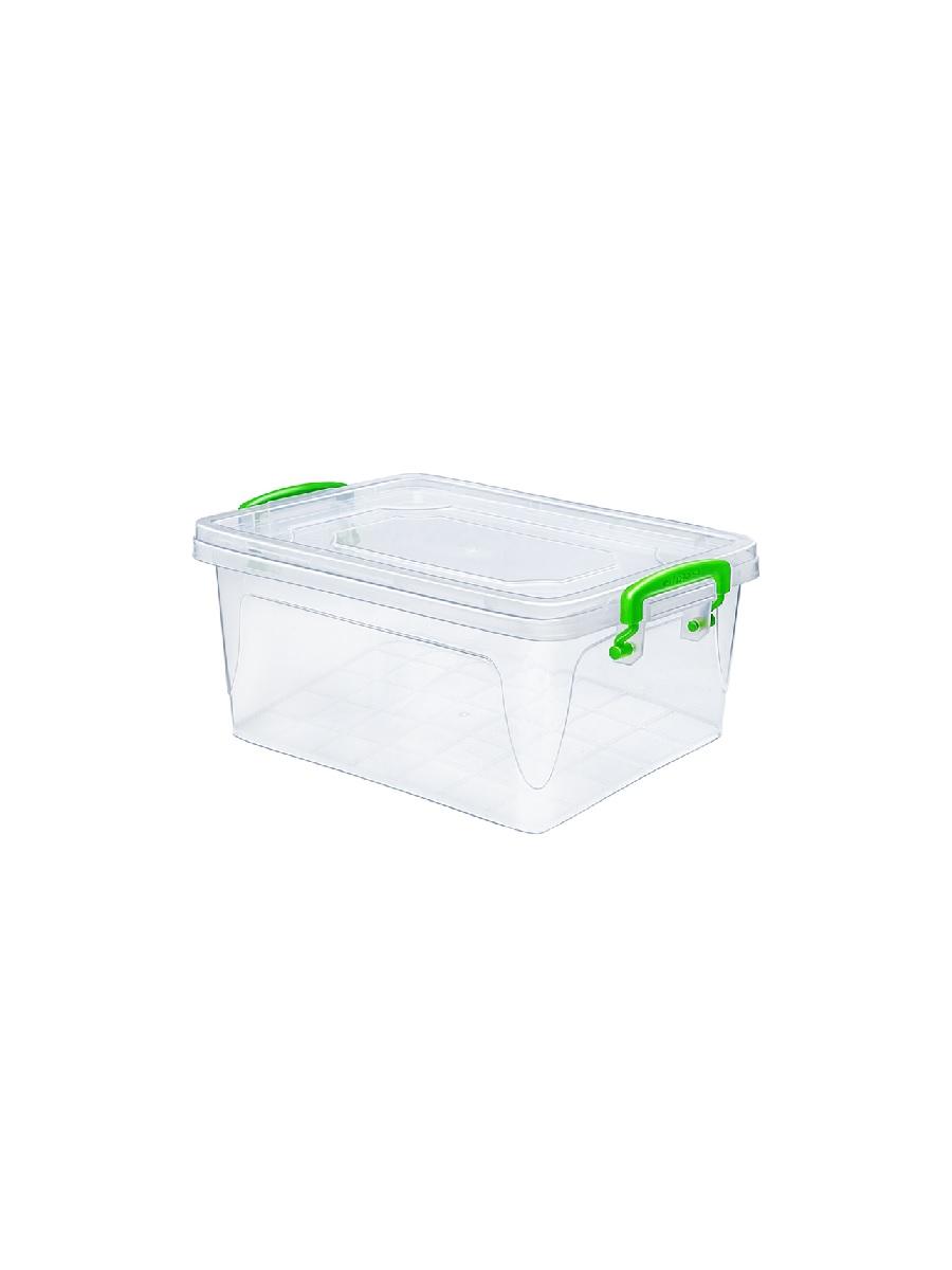 Контейнер для хранения Эльфпласт Fresh Box 1 литр с крышкой 17х11х9,8 см