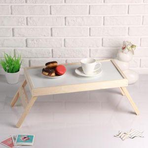 """Столик для завтрака складной """"Руссо"""", 50?30см 4962991"""
