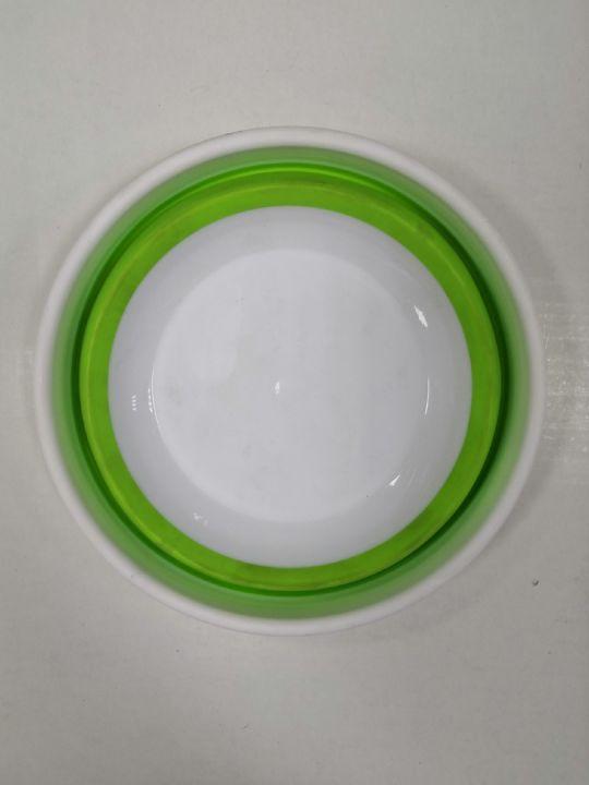 Пиала складная Compact 0,7л салатный