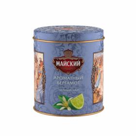 Чай Майский Ароматный Бергамот ж/б 90г