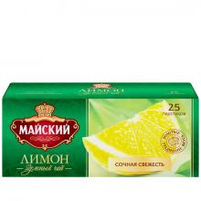 Чай Майский лимон 25пак*2г