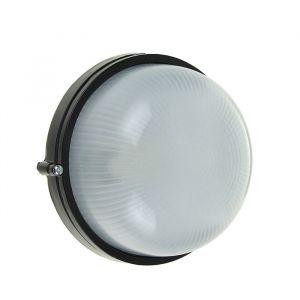 Светильник TDM НПБ1301, Е27, 60 Вт, IP54, круглый, черный 2056136