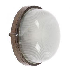 Светильник НБП 03-60-001 УХЛ1, 60 Вт, Е27, 220 В, IP54, до +130°, цвет бронза   4364081