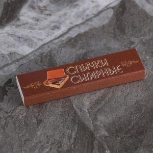 Сигарные спички, наполнением 8шт.  ФЭСКО 4984650