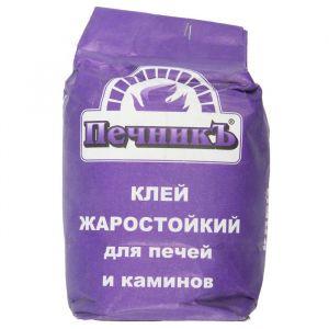 """Клей жаростойкий для печей и каминов """"Печникъ"""" 3,0 кг 1402055"""