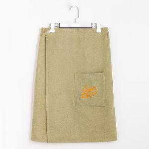 Килт(юбка) муж. махр. карман арт:КМ02, 70х150 олива, 300г/м, хл100% 4972933