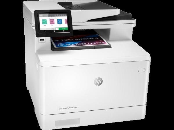 МФУ HP W1A79A Color LaserJet Pro MFP M479fdn