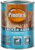 Лак для Мебели Pinotex Lacker Aqua 1л на Водной Основе Матовый; Глянцевый / Пинотекс Лакер Аква