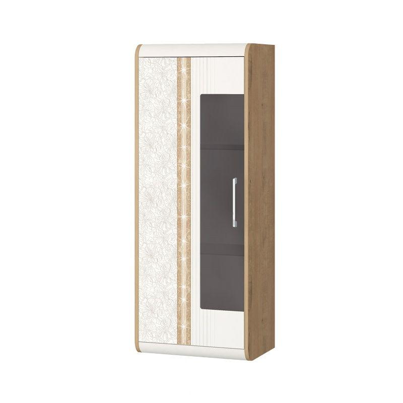 Шкаф «Адель» малый (витрина)