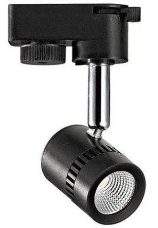 Трековый светодиодный светильник Horoz 5W 4200K черный