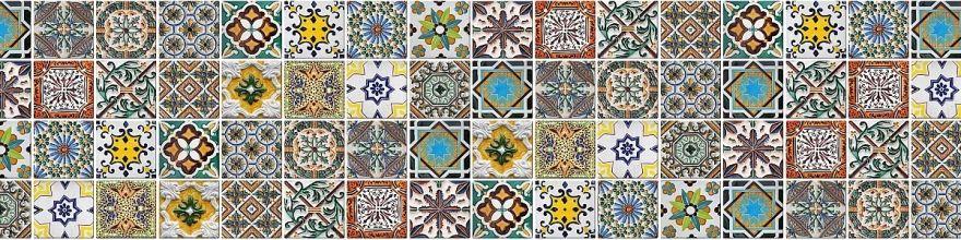 Фартук для кухни «Марокканские узоры» Виват