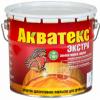 Антисептик Акватекс Экстра 0.8л Глянцевый для Внутренних и Наружных Работ
