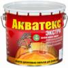 Антисептик Акватекс Экстра 3л Глянцевый для Внутренних и Наружных Работ