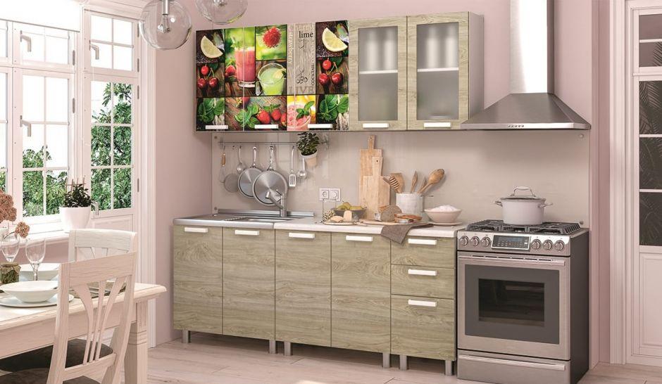 Кухня 2 м Санрайс