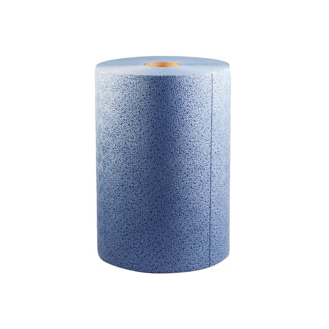 Remix Салфетки полипропиленовые, цвет синий, в рулоне 500шт.
