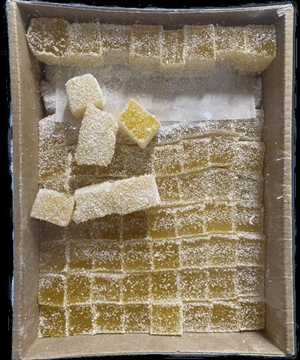 Рахат-лукум с ароматом дыни, 2.5кг