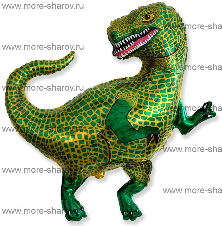 Шар Динозавр 81 см