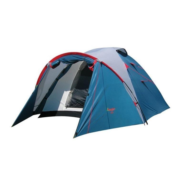 Туристическая палатка 2-х местная Canadian Camper Karibu 2 Royal