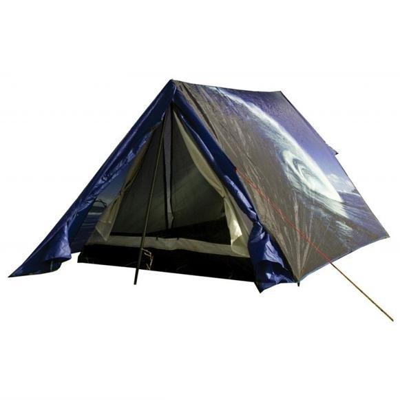 Туристическая палатка 2-х местная Canadian Camper Wind Hunter 2