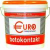 Грунт Бетонконтакт Germes Eurobetokontakt 10л Розовый для Внутренних и Наружных Работ / Гермес