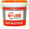 Грунт Бетонконтакт Germes Eurobetokontakt 20л Розовый для Внутренних и Наружных Работ / Гермес