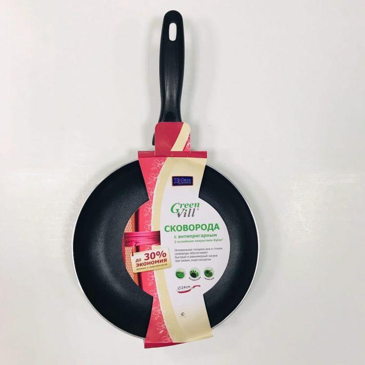 Сковорода 24см Green Vill