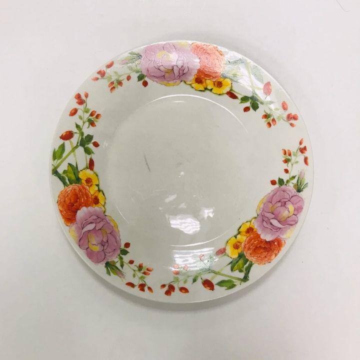 Тарелка обеденная 23см круг Барбарис