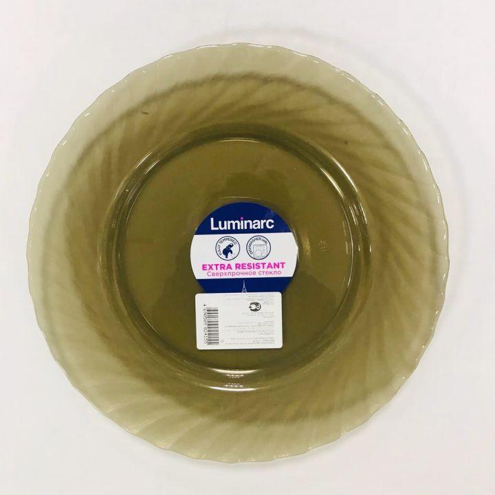 Тарелка обеденная Дымчатый океан эклипс 24см