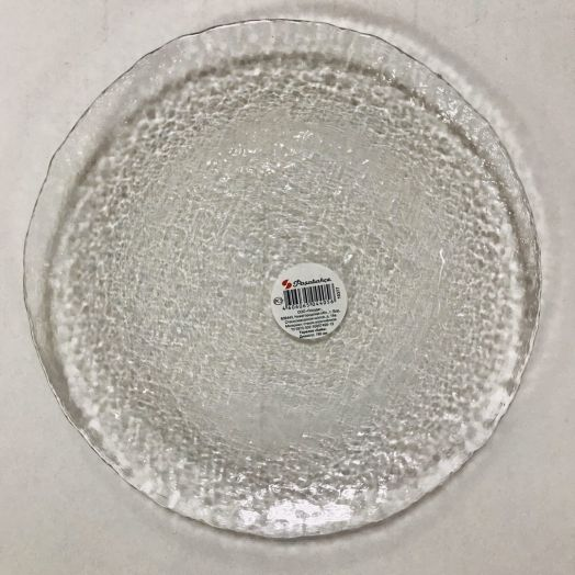 Тарелка Хейз из упрочненного стекла 19см
