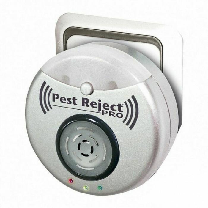 Ультразвуковой отпугиватель грызунов и насекомых Pest Reject Pro