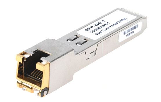 Cisco SFP-GE-T Модуль SFP