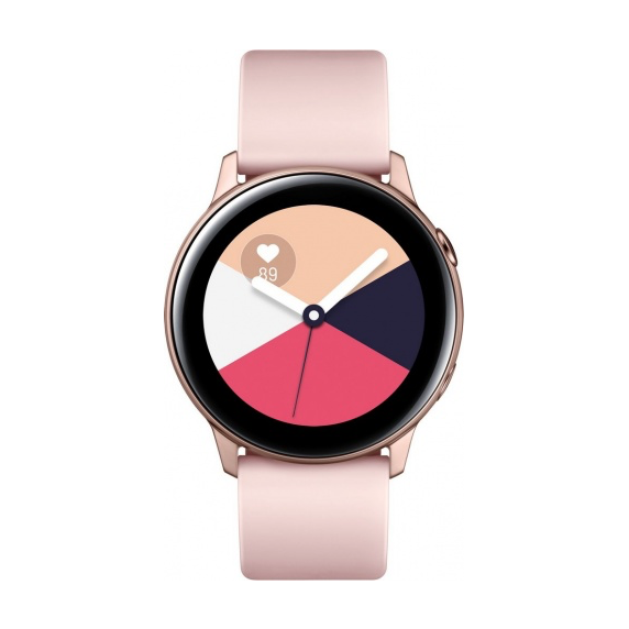 Galaxy Watch Active (нежная пудра)