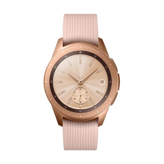 Galaxy Watch 42 мм (розовое золото)