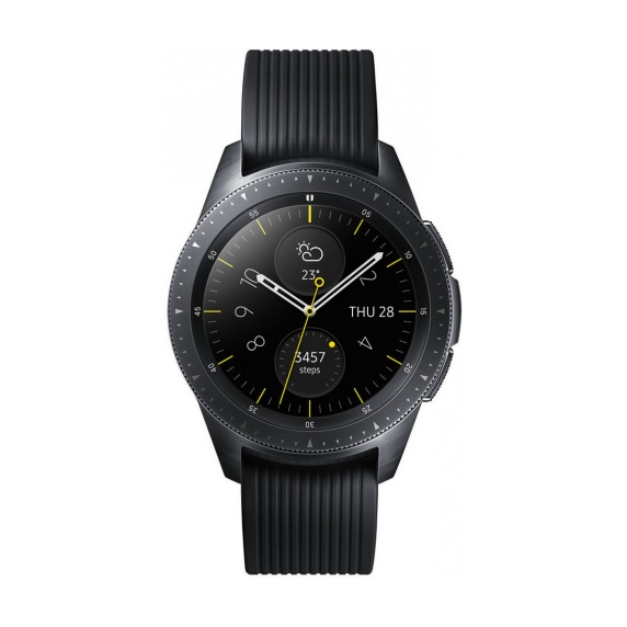 Galaxy Watch 42 мм (глубокий черный)
