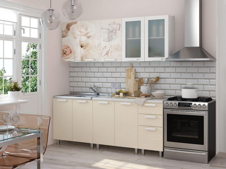 Кухня 2 м Латте