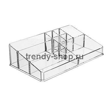 Акриловый органайзер для косметики Multi-Functional Storage Box QFY-3134