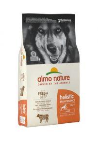 Корм сухой Almo Nature для собак крупных пород с говядиной 12кг