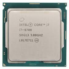 CPU Intel Core i7 9700К
