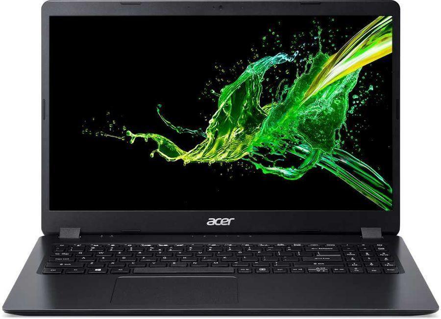 "Ноутбук ACER Aspire 3 A315-42G-R7VE  Черный (Athlon 300U/8Gb/SSD 256Gb/AMD Radeon 540X 2Gb/15,6"" FHD/BT Cam/Linux) (NX.HF8ER.021)"