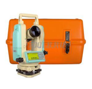 RGK T-02 - электронный теодолит с лазерным целеуказателем