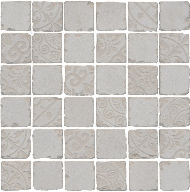 SBM005/DD6403 | Декор Про Фьюче серый светлый мозаичный