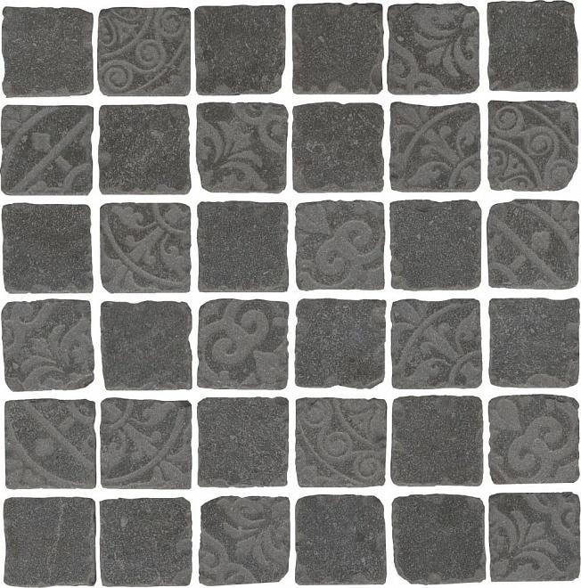 SBM00/DD6406 | Декор Про Фьюче антрацит мозаичный