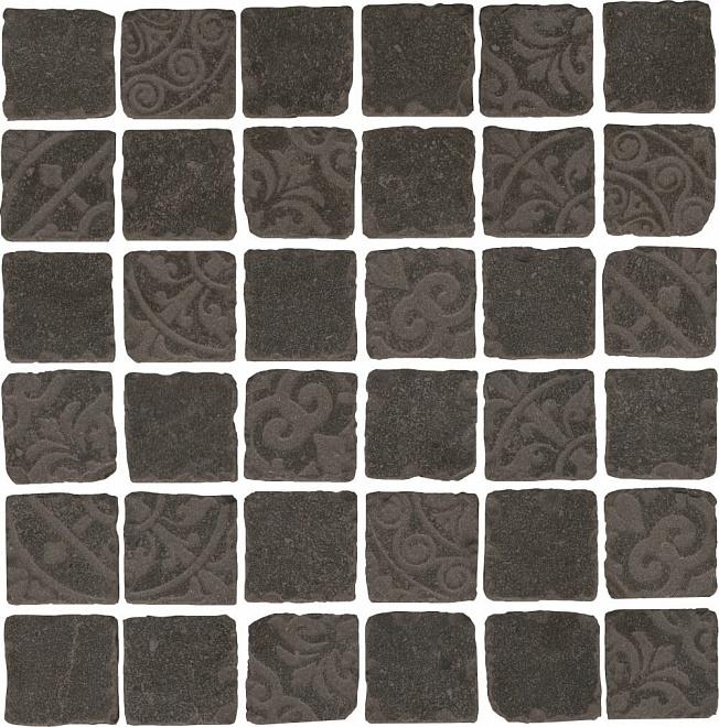SBM001/DD6398 | Декор Про Фьюче коричневый мозаичный