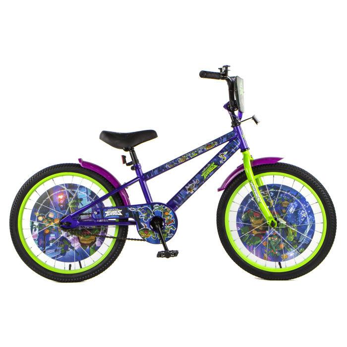 Детский велосипед, Черепашки, колеса 20