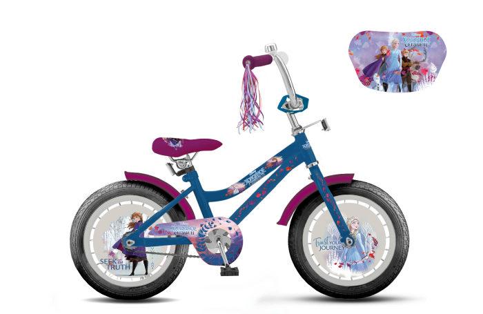 Детский велосипед, DISNEY Холодное сердце 2, колеса 20