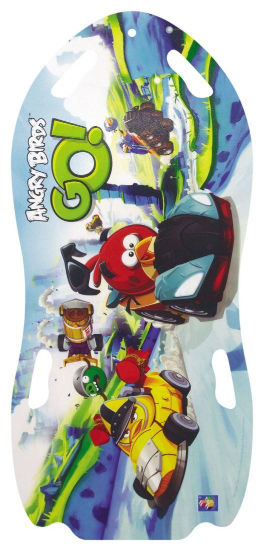 1toy Angry Birds ледянка д/двоих 122см