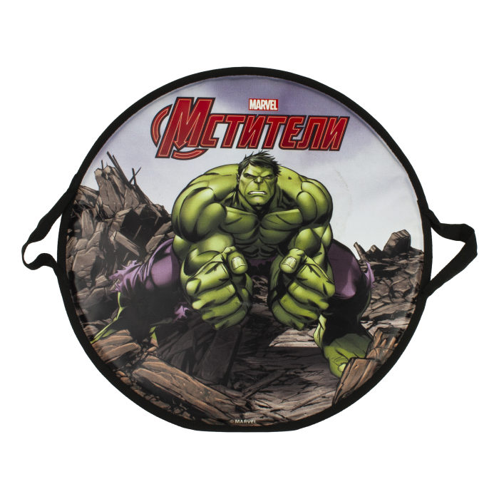 Marvel Hulk ледянка 52см, круглая