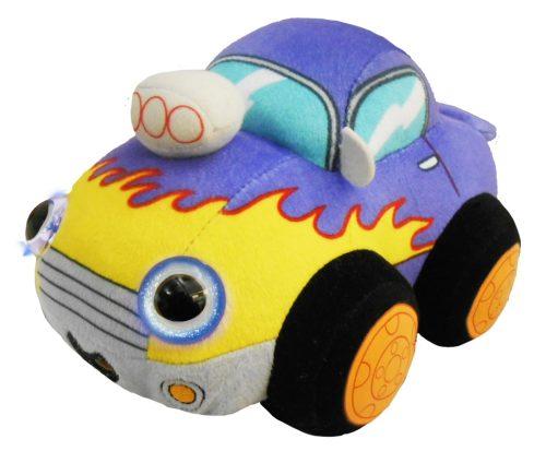 1toy Дразнюка-БИБИ Автомобильчик,15см,эл.глазки светятся,пакет